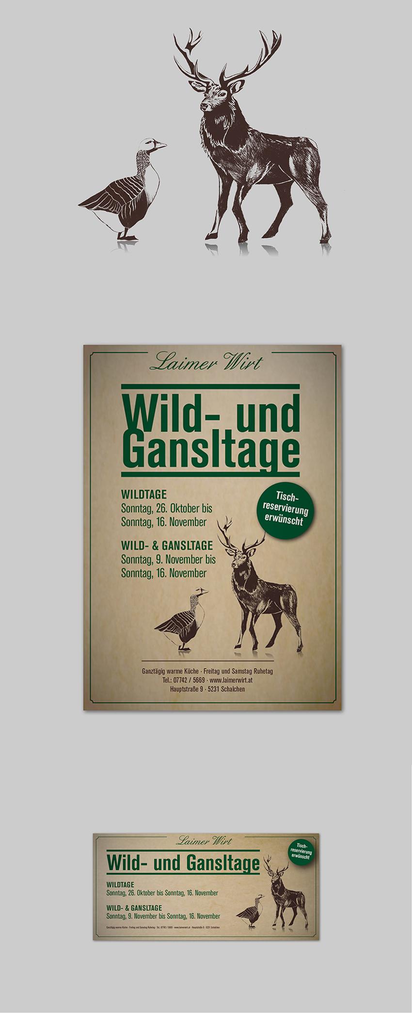 Projekt Wild-und Gansltage